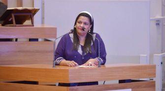 Deputada Telma Rufino