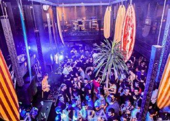 Depois de cinco anos sem edições, a festa Kinda voltou a agitar a cena noturna da capital (foto: Lucas Feccini/Divulgação)