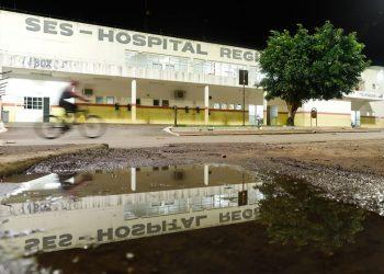 Brasília(DF), 22/03/2019 HRG, Hospital Regional do Gama. Local: Gama. Foto: Igo Estrela/Metrópoles